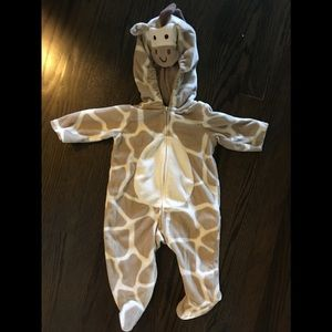 Carters baby costume